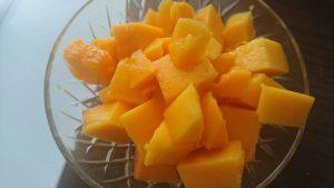 今年もマンゴー♪